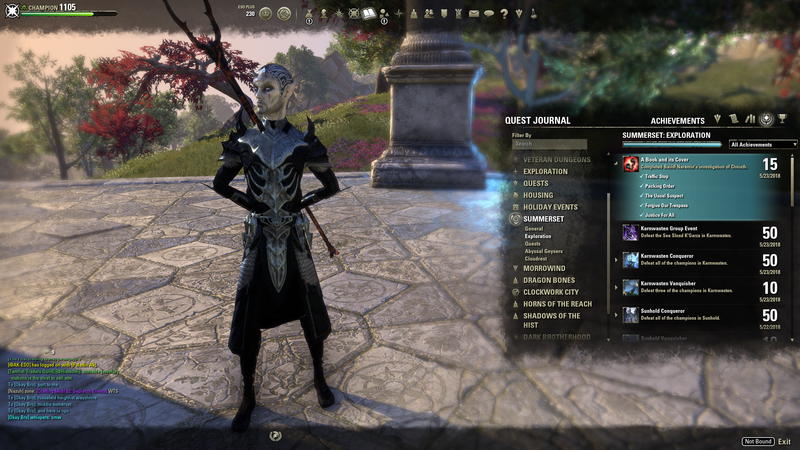 A Book And Its Cover Elder Scrolls Online